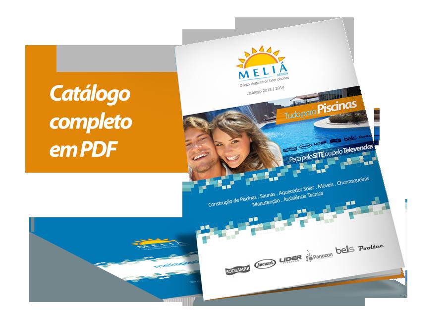 Meliá Piscinas - tudo em ilumincação piscinas, tratamento piscinas, limpeza piscinas, automação piscinas, acessórios piscinas, aquecimento piscinas. PDF com preços